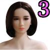 Wig 03: Brown Short Bob