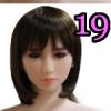 Wig 19: Short Brown Pixie Fringe