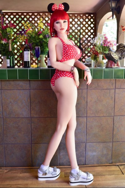 162cm Sino Scarlett E-Cup Bikini